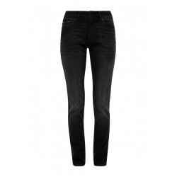 Slim Fit: Dunkle Slim Leg-Jeans by Q/S designed by
