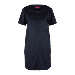 Dress in suede optic by s.Oliver Red Label