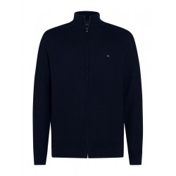 Cardigan in organic cotton by Tommy Hilfiger