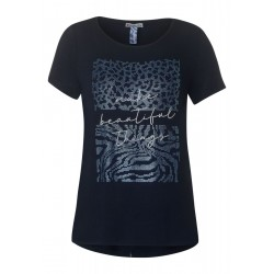 T-shirt imprimé by Street One