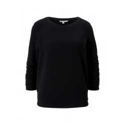 Sweatshirt structuré by Tom Tailor Denim