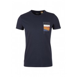 T-shirt imprimé by s.Oliver Red Label