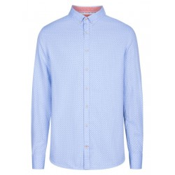 Shirt anchor and points light blue by Colours & Sons