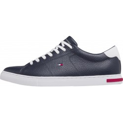 baskets en cuir by Tommy Hilfiger