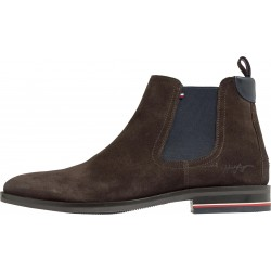 Suede Chelsea boot by Tommy Hilfiger