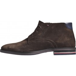 Suede leather boots by Tommy Hilfiger