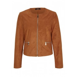 Veste blazer en imitation daim by s.Oliver Black Label