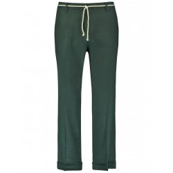 7/8 pants with hem turn-up by Gerry Weber Collection