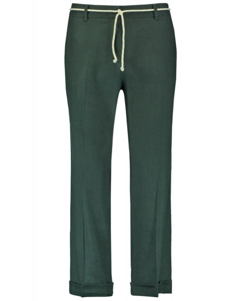 Pantalon 7/8 avec ourlet retourné by Gerry Weber Collection