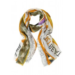 Foulard avec motif patchwork by Street One