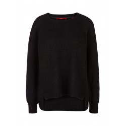 Pull en tricot à structure pailletée by s.Oliver Red Label