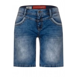 Repreve Denim Shorts by Street One