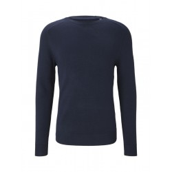 Strickpullover Modern Basic by Tom Tailor