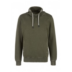 Sweatshirt mit Schalkragen by s.Oliver Red Label