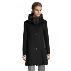 Wool coat by Betty Barclay
