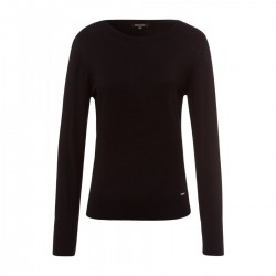 Fine knit jumper by More & More