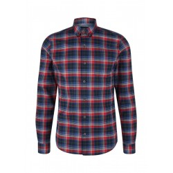 Slim Fit: long sleeve shirt by s.Oliver Red Label