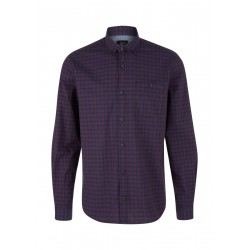 Comfort Fit: long sleeve shirt by s.Oliver Red Label