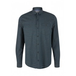 Comfort Fit: Langarmhemd by s.Oliver Red Label