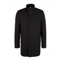 Short coat with stand-up collar by s.Oliver Black Label