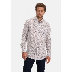 Shirt with all-over pattern by State of Art