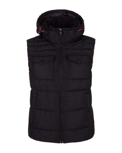 Gilet matelassé à capuche by s.Oliver Red Label