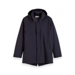 Jacket with hood by Scotch & Soda