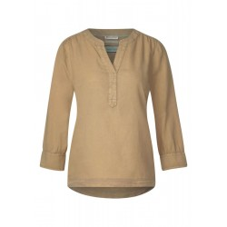 Washed fake corduroy blouse by Street One