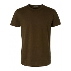Cotton t-shirt by No Excess