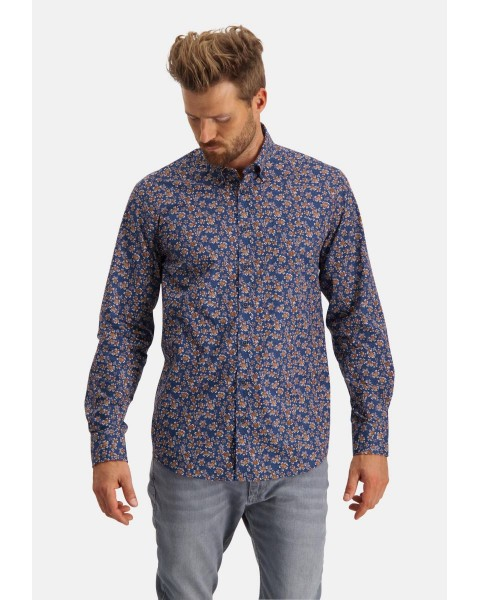 Chemise à motif floral by State of Art