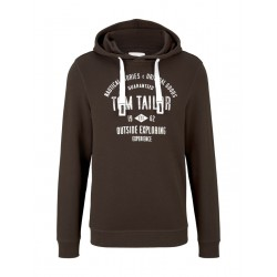 Sweatshirt mit Logoprint by Tom Tailor