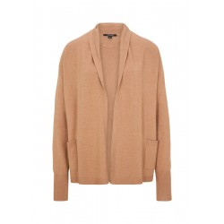 Open-fronted cardigan by Comma