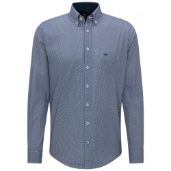Shirt with pattern by Fynch Hatton
