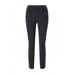Mia slim trousers in ankle length by Tom Tailor