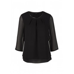 Chemise en mousseline de soie by s.Oliver Black Label