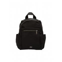 Backpack with wording detail by s.Oliver Red Label