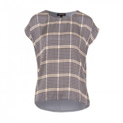 Printed Patched Shirt by More & More
