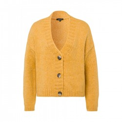 Fluffy Cardigan by More & More
