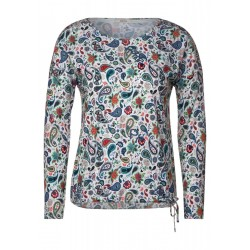 Shirt mit Paisley-Print by Cecil