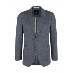 Jersey jacket made of wool mix by s.Oliver Black Label