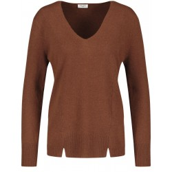 Jumper with cashmere by Gerry Weber Casual