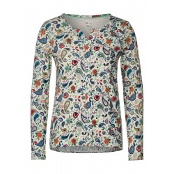 Shirt mit Paisley-Muster by Cecil