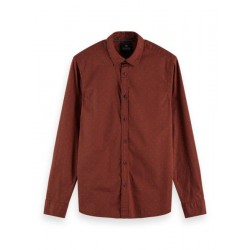 Regular Fit: long sleeve shirt by Scotch & Soda