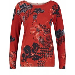 Pull avec motif floral by Gerry Weber Casual