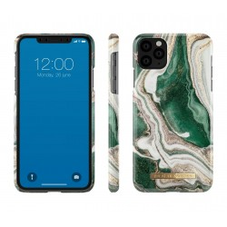 Cover GOLDEN JADE MARBLE (Iphone 11 Pro) by iDeal of Sweden