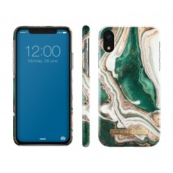 Cover GOLDEN JADE MARBLE (Iphone XR) by iDeal of Sweden