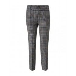 Checked cigarette pants by Tom Tailor Denim