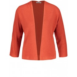 Ribbed cardigan by Gerry Weber Collection