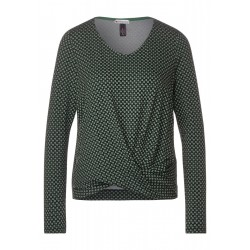 Shirt mit Muster by Street One