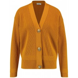 Cardigan with wool by Gerry Weber Casual